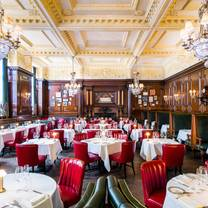 photo of simpson's in the strand restaurant