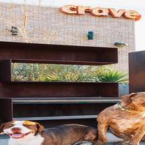 photo of plaza theatre broadway pop up crave kitchen and bar restaurant