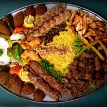 photo of zooroona mediterranean grill restaurant