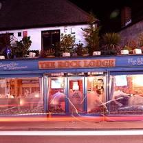 photo of the rock lodge restaurant
