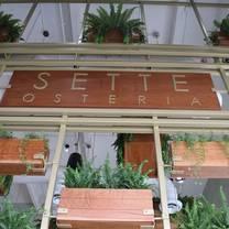 photo of sette osteria restaurant