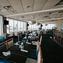 photo of skye tower restaurant & lounge - holiday inn raleigh downtown restaurant