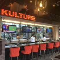 photo of kulture restaurant restaurant
