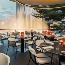 Bellagio Hotel Casino Opentable