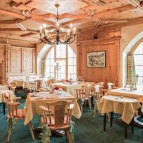 photo of the pizzeria - kulm hotel st. moritz restaurant