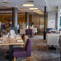 photo of locks restaurant at holiday inn ellesmere port restaurant