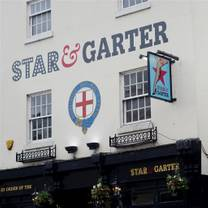 photo of star & garter restaurant