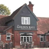 the golden ball, pub & kitchenのプロフィール画像