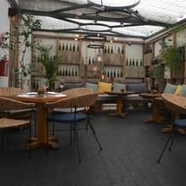 photo of salicornia, placeres de ensenada restaurant