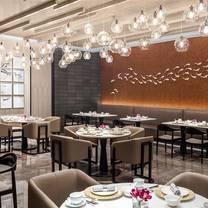 photo of jade pavilion - shanghai marriott hotel kangqiao restaurant