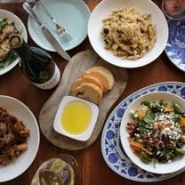 foto von quanto basta - toronto restaurant