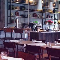 photo of defina wood fired restaurant