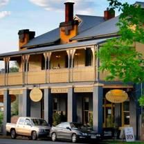 photo of yea peppercorn hotel restaurant