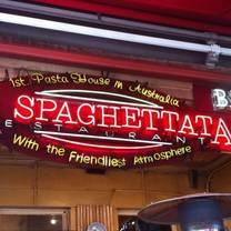 photo of la spaghettata restaurant