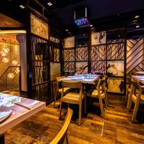 photo of inamo - covent garden restaurant