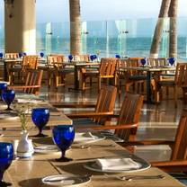 foto de restaurante azul at grand velas riviera nayarit
