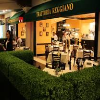 foto de restaurante trattoria reggiano - venetian hotel