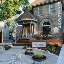 foto von the prune restaurant