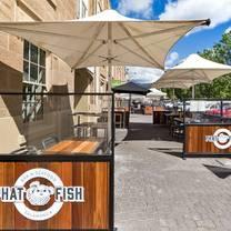 photo of phat fish salamanca restaurant