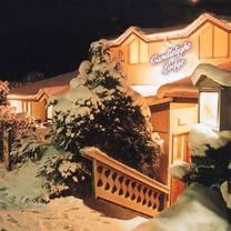 photo of candlelight lodge restaurant