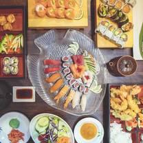 photo of aki nom nom sushi & ramen restaurant
