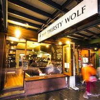 photo of the thirsty wolf restaurant