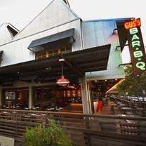 photo of gus's bbq - claremont restaurant