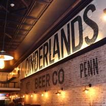 photo of cinderlands foederhouse restaurant