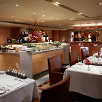 photo of the steak house winebar + grill - intercontinental hong kong restaurant