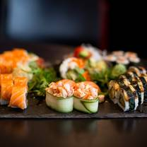 photo of sagano sushi & asian lounge restaurant
