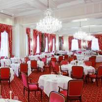 photo of le grand restaurant - kulm hotel st. moritz restaurant