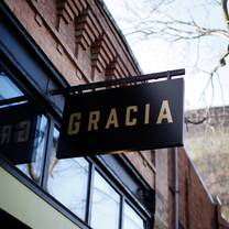 photo of gracia restaurant