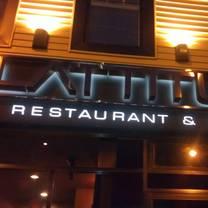 photo of lattitude (west springfield, massachusetts) restaurant