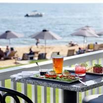 photo of the wharf-madison beach hotel restaurant