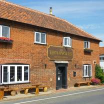 photo of the white horse inn restaurant