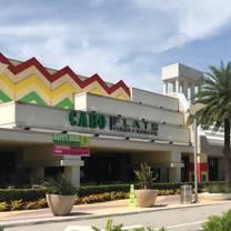 photo of cabo flats - dolphin mall restaurant