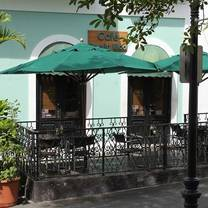 photo of cafe puerto rico restaurant