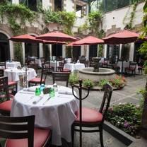 photo of maison de famille - san ángel restaurant