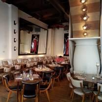 photo of barbounia restaurant