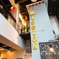 photo of mission navy yard restaurant