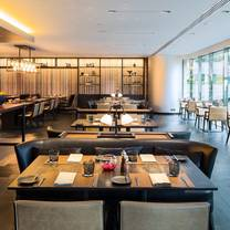 photo of flint - jw marriott hotel hong kong restaurant