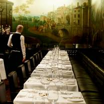 photo of rex whistler restaurant at tate britain restaurant