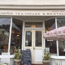 photo of characters hot stone restaurant restaurant