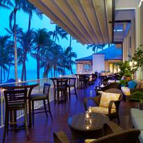 photo of the veranda at the kahala resort restaurant