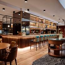photo of mode kitchen & bar restaurant