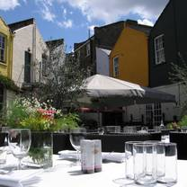 photo of amici mediterranean bar & grill - kennington's secret garden restaurant