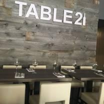 foto von table 21 kitchen & wine bar restaurant