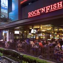 photo of rock'n fish l.a. live restaurant