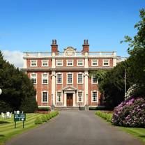 photo of the four seasons at swinfen hall hotel restaurant