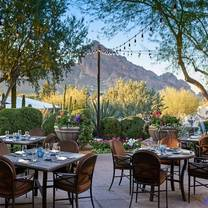 photo of lincoln restaurant at jw marriott camelback inn restaurant
